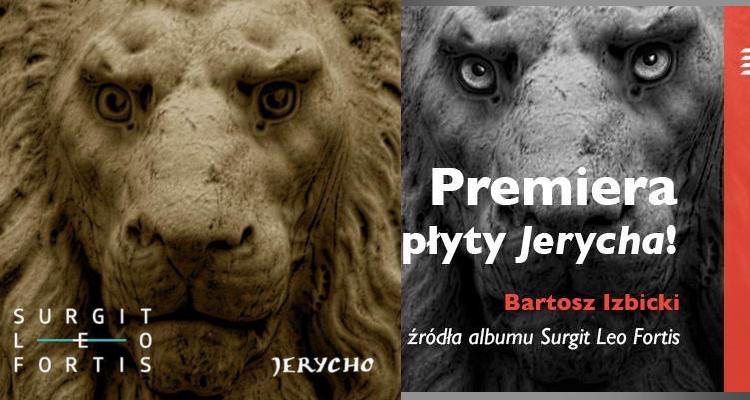 Premiera nowej płyty Jerycha!