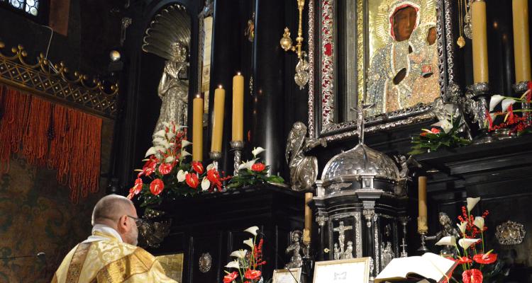Tradiclaromontana2017 – XII Ogólnopolska Pielgrzymka Wiernych Tradycji Łacińskiej na Jasną Górę.