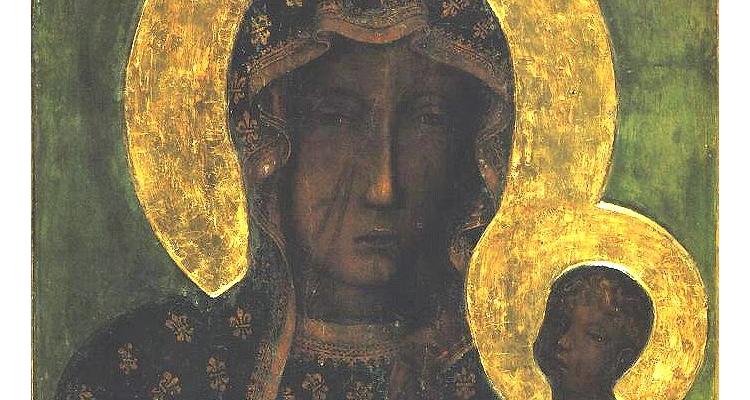 Perygrynacja obrazu Matki Bożej Częstochowskiej – Warszawa.