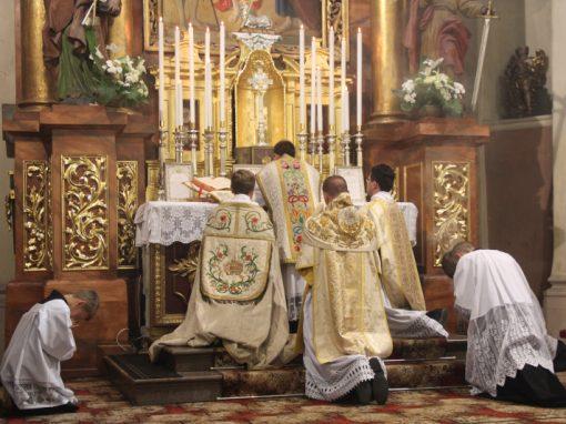 Tradicamp2017 – Rozpoczynamy świętowanie X rocznicy wydania motu proprio summorum pontificum.