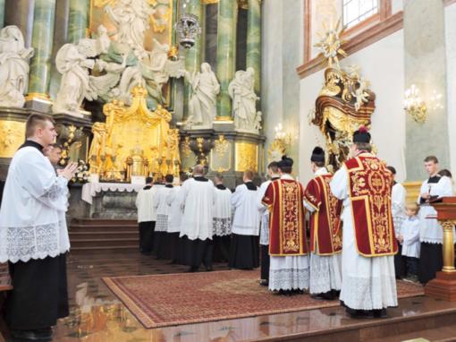 Tradiclaromontana2019 – XIV Ogólnopolska Pielgrzymka Wiernych Tradycji Łacińskiej na Jasną Górę.