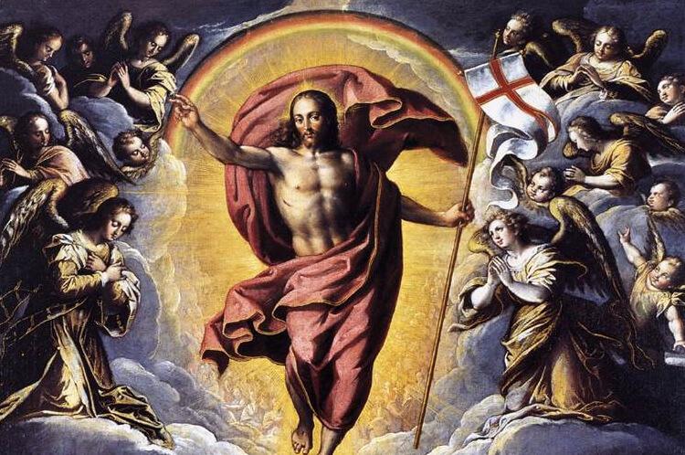 """""""(…) Nie bójcie się wy;  gdyż wiem, że szukacie Jezusa…""""."""